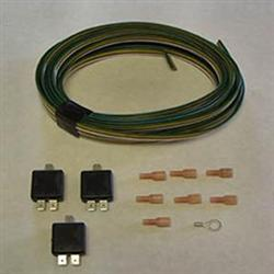 Blue Ox Towed Vehicle Wiring Kit; Hardwire Diode; 4 Diodes BX8848