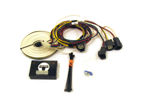Blue Ox Towed Vehicle Wiring Kit; EZ Light; Custom Fit Enclave/Malibu/Traverse BX88276