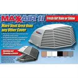 Maxxair II Roof Vent Cover; Black ; 22-0425 00-933075