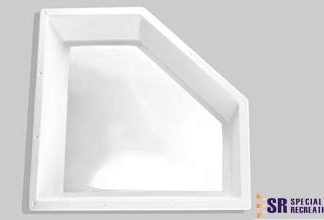 Specialty Recreation Inner Skylight; Neo Angle; Clear; 22-0720 NN2810D