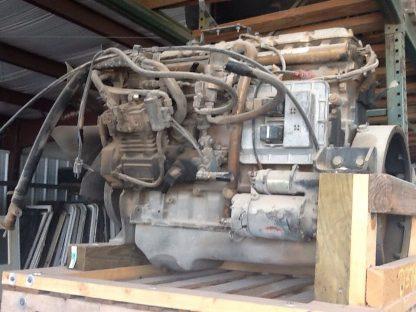 1997 Caterpillar 3126 engine side
