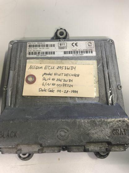 Allison Transmission TCU 29536134 assembly