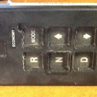 Allison shift selector 29538022 buttons