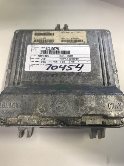 Allison transmission TCU 29528963 front