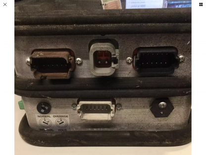 HWH leveling control AP30200 plugs