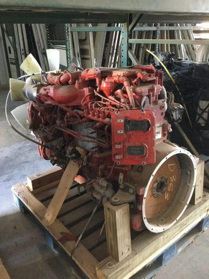 used 2014 Cummins ISL9 engine assembly
