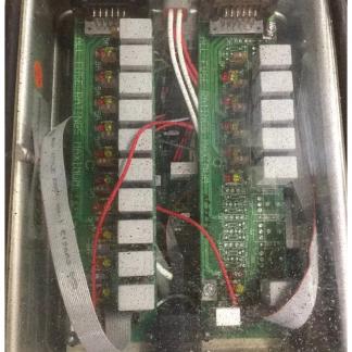 HWH leveling control AP30200 controls