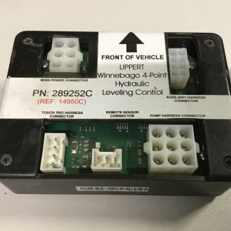Lippert leveling control 289252C assembly