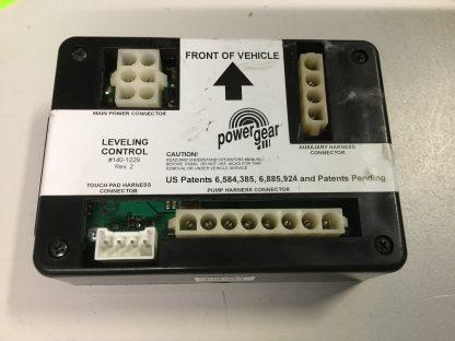 Powergear jack control 140-1229 assembly