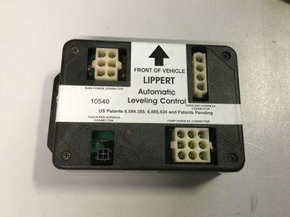 Lippert leveling control 10540 board