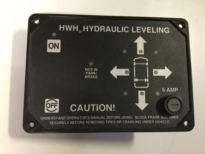 HWH leveling touch pad AP9755 buttons