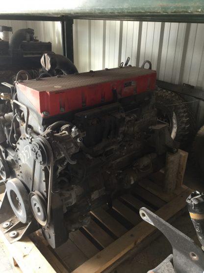 2000 cummins 10.8ISM motor left side