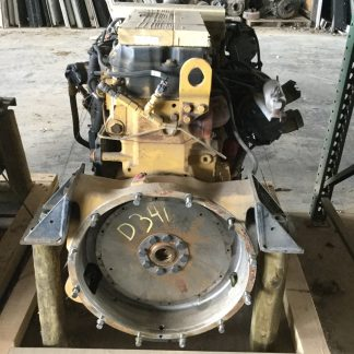 2007 caterpillar C9 motor back