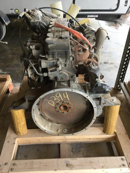 1999 Cummins 5.9ISB motor back
