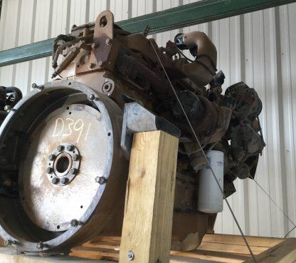 1997 3126 Caterpillar motor right side