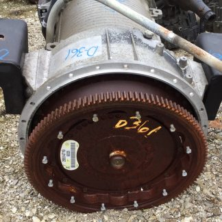 HD4060 Allison transmission front