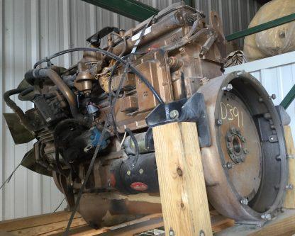 1997 3126 Caterpillar motor left side