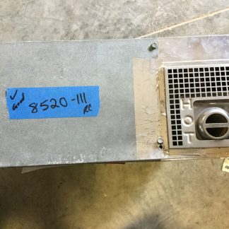 Atwood 8520 III furnace front