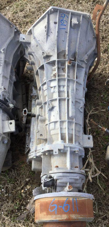 1990 ford E40D transmission casing