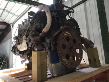 1998 Chevy 454MFI motor back