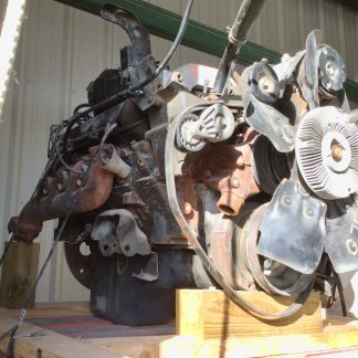 1998 Chevy 454MFI motor left side