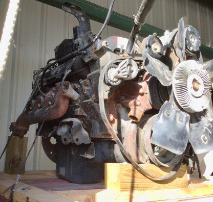 1998 Chevy 454MFI motor left side
