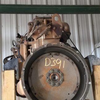 1997 3126 Caterpillar motor front