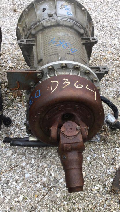 2000 MD3060 Allison transmission back