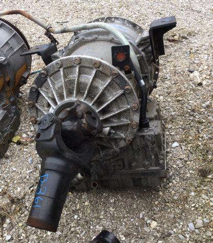 HD4060 Allison transmission back