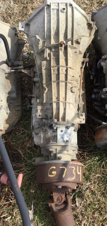 1999 Ford 4R100 transmission side