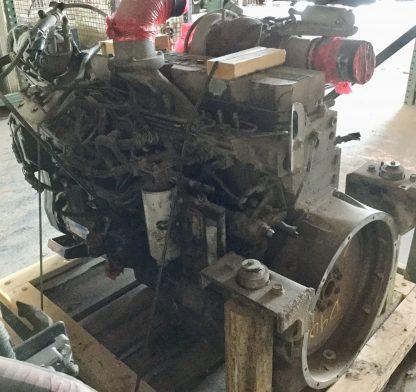 1999 Cummins 8.3ISC motor right side