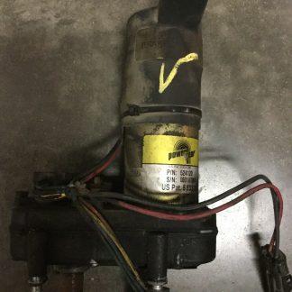 Powergear slide motor 524120