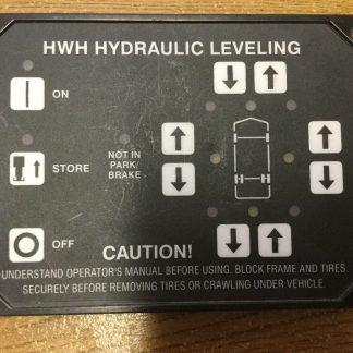 HWH touch pad AP10215