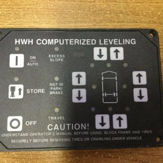 HWH touch pad AP7868