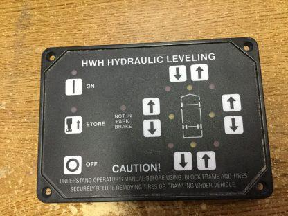 HWH touch pad AP10216