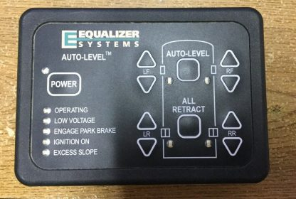 Equalizer touch pad 2318